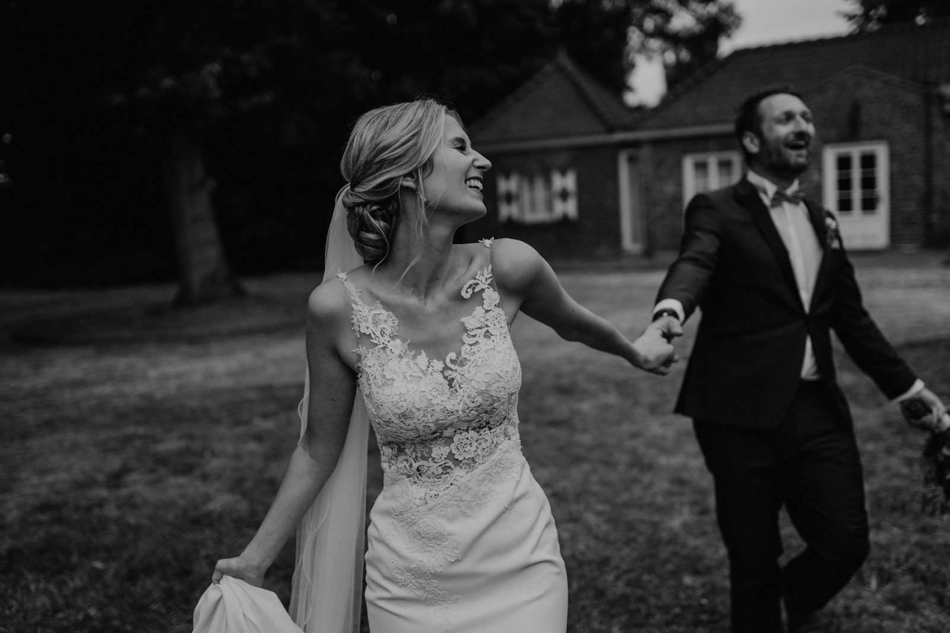 Greenery Hochzeit | Schloss Hertefeld